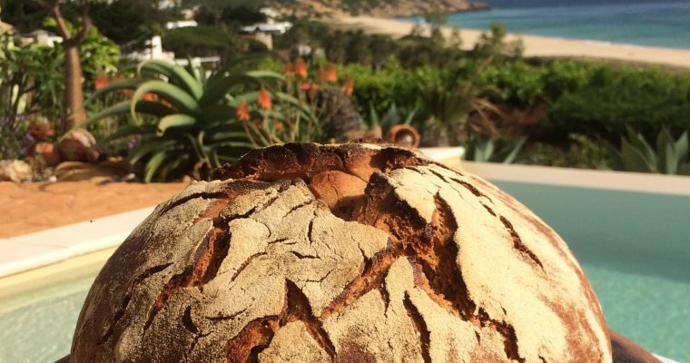"Roggenmischbrot ""al Andaluz"""