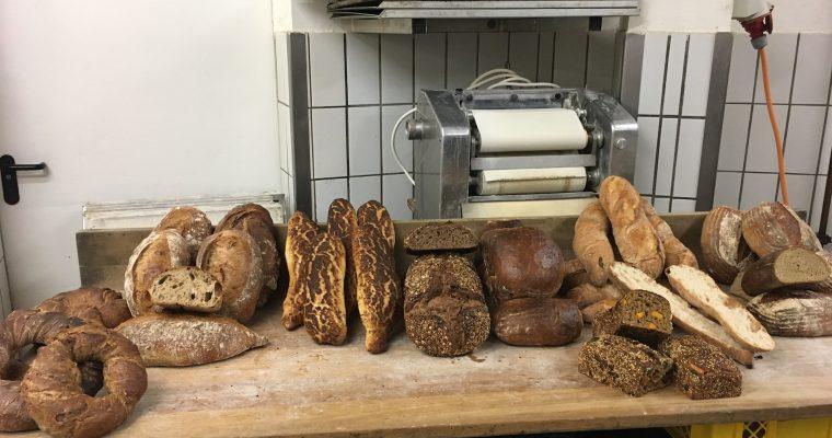wildes Brot trifft wilden Bäcker