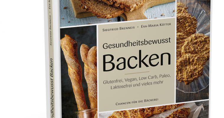 """Buchrezension """"Gesundheitsbewusst backen"""""""