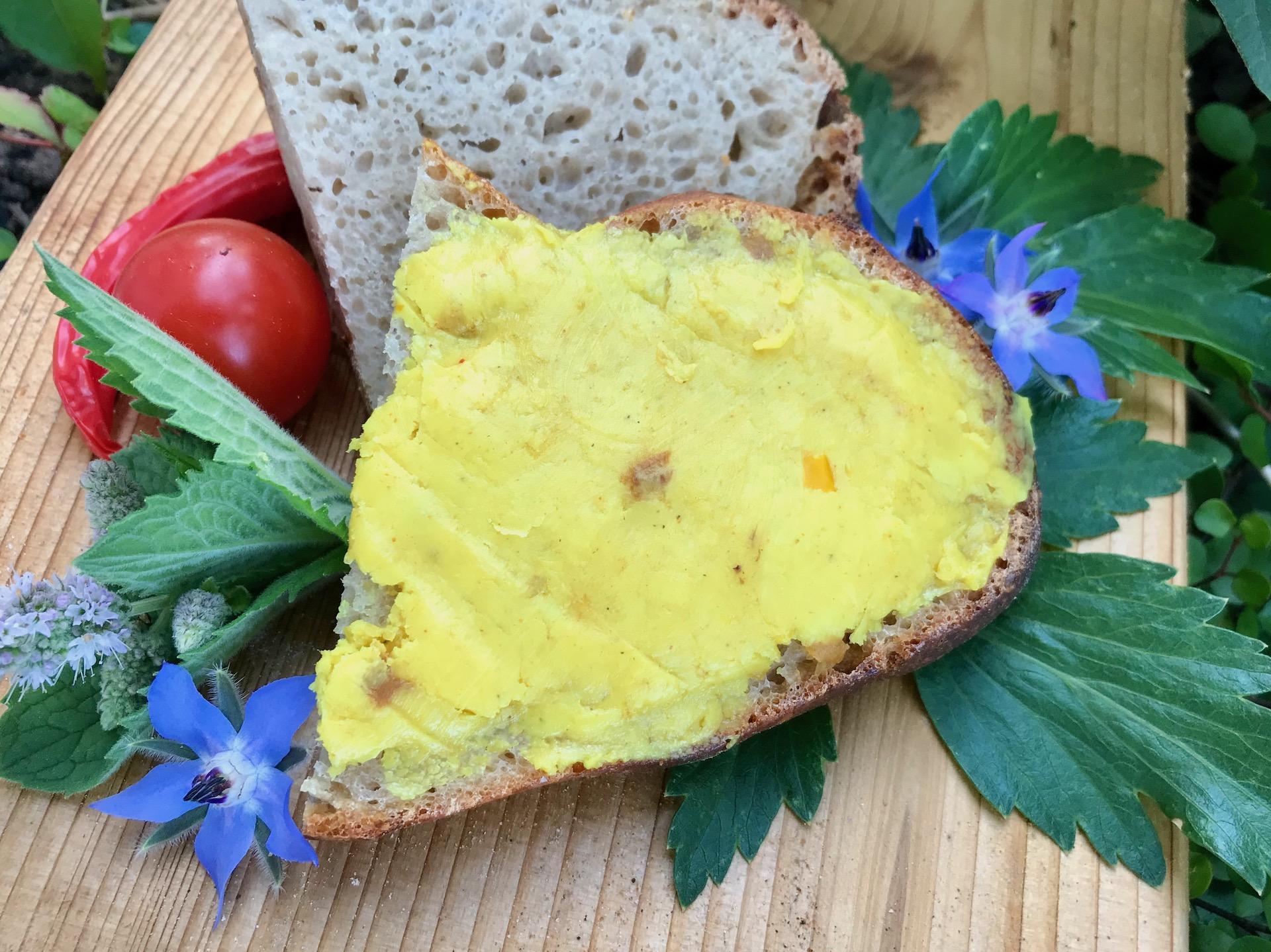 Mango-Chili-Butter