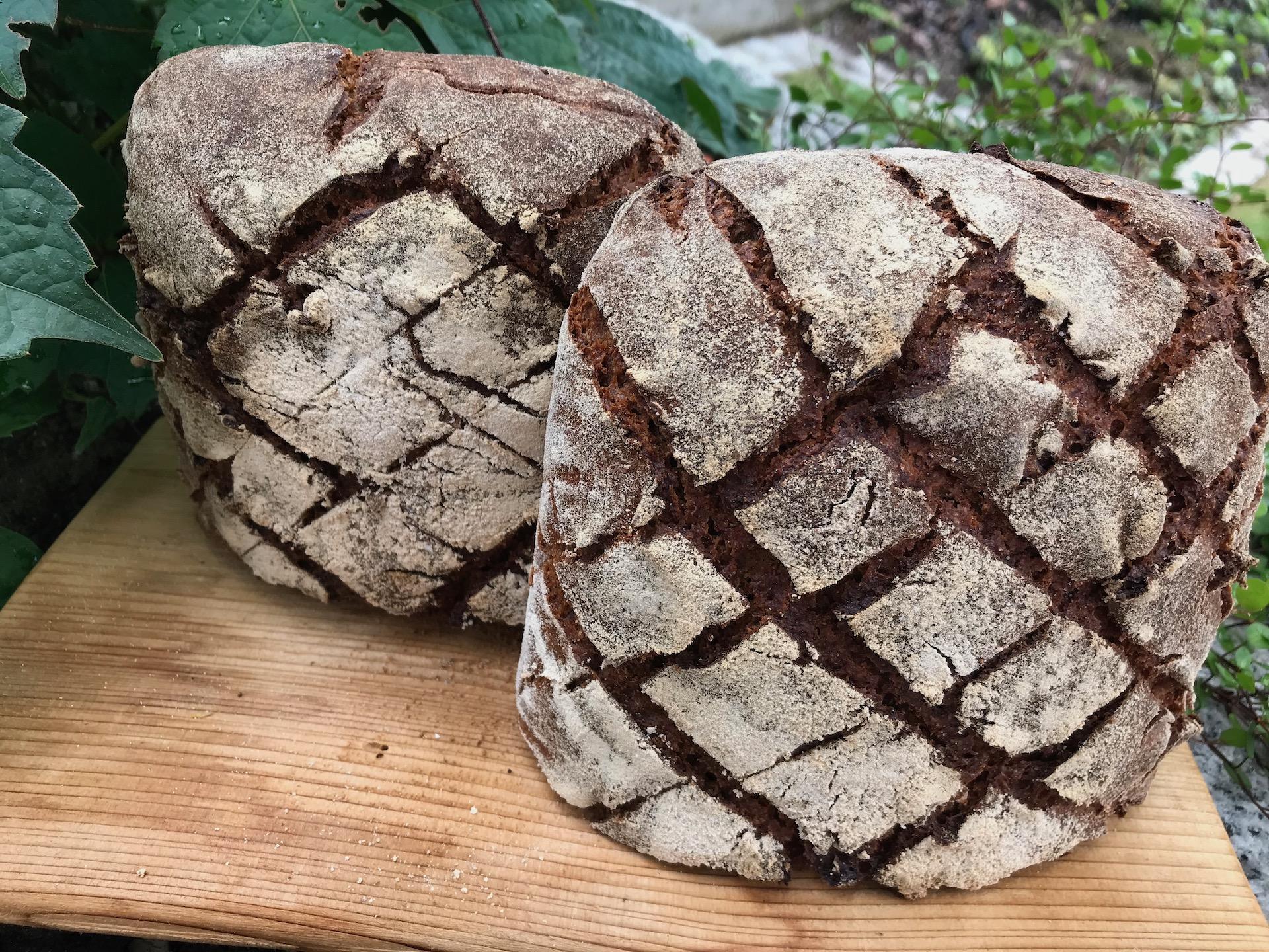 87/13 Roggen-Dinkel-Brot